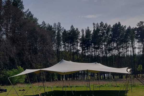 bro tents stretch paviljono nuoma