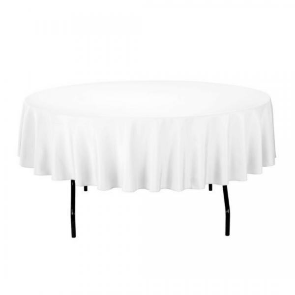 staltiesė apvaliam stalui