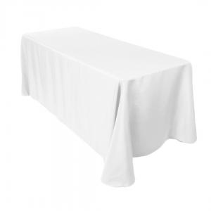 staltiesė stačiakampiam stalui